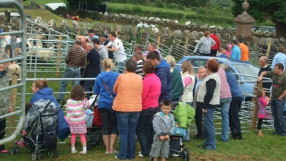 Churchill Fair (mid July)