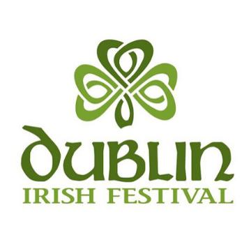 Dublin Irish Festival Logo